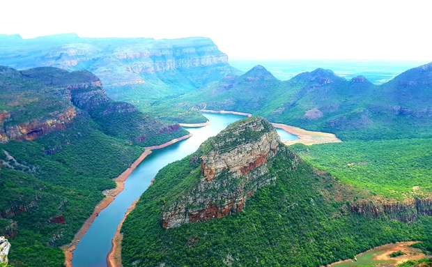 Blyderiver Canyon Panorama Route