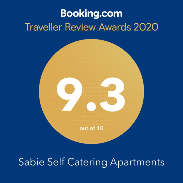 Review, Sabie Apartments, Booking.Com